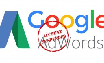 Google AdWords Hesabı Neden Askıya Alınır? Çözümü Nedir?