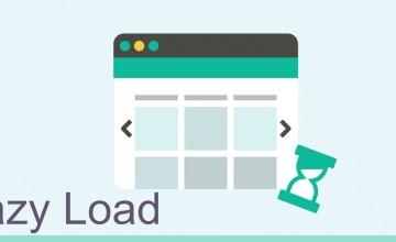 Lazy Load Nedir, Neden Kullanılmalı?