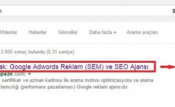 Google SERP'te Ana Sayfa Title'larını Değiştiriyor